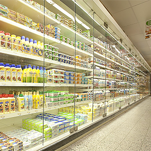 LED Commercial Refrigeration Lighting