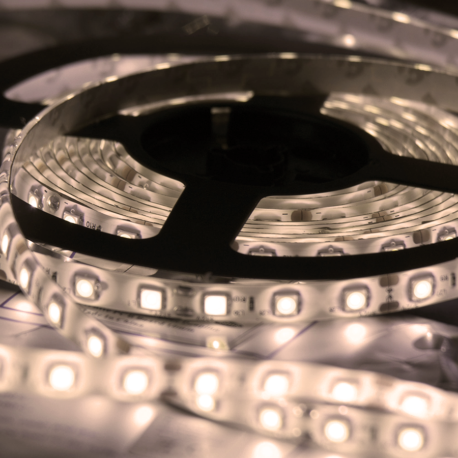 Title image of 									LED Tape Warm (3000K) + Cool (6500K)