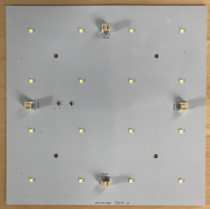 Title image of 12×12 LED Sheet
