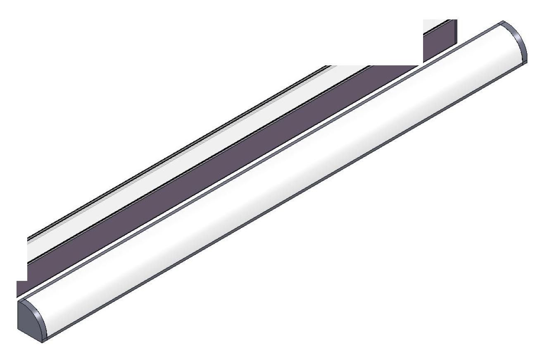 Title image of Linearline ALU 10 CORNER linear