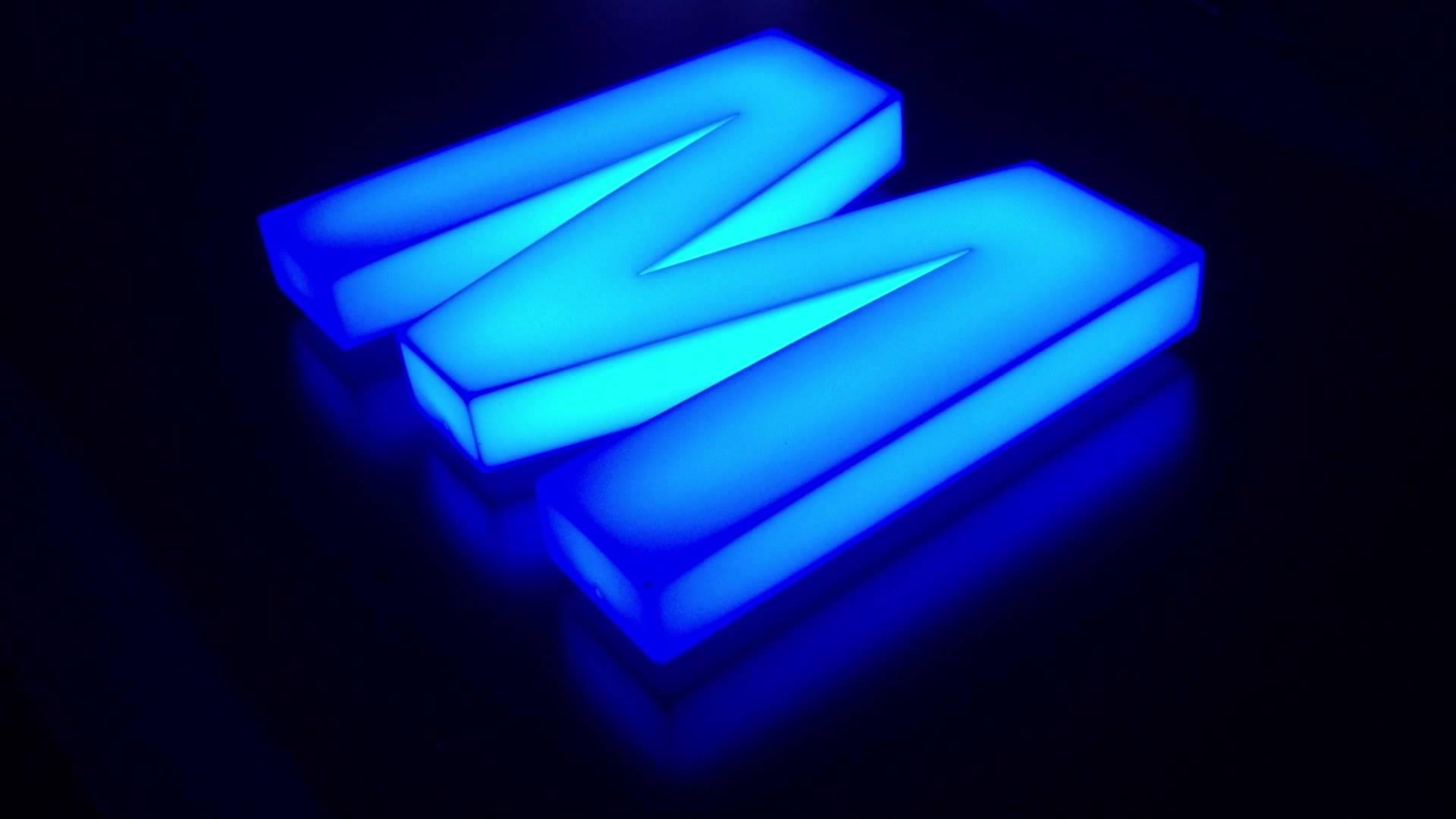 Led Signage Lighting Lu Light Technology